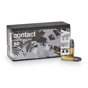 ELEY CONTACT 22LR 42 GR