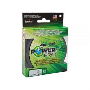 POWER PRO 80 LB 150YD GREEN 18LB