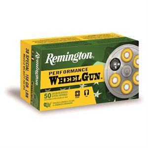 REMINGTON PERFORMANCE WHEEL GUN 32S&W 88 GR