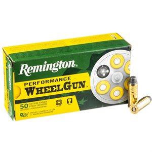 REMINGTON PERFORMANCE WHEEL GUN 45 COLT 225 GR