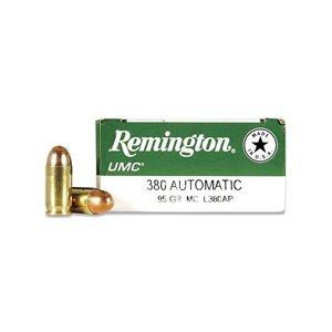 REMINGTON UMC 380 AUTOMATIC 95 GRN MC