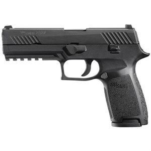 "SIG SAUER P320F 9MM PISTOL FULL SIZE 4.7"" 10RD"