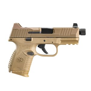 FN 509 COMPACT TACTICAL 9MM FDE