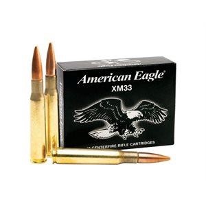 AMERICAN EAGLE MUNITION 50 BMG 660 GRN FMJ