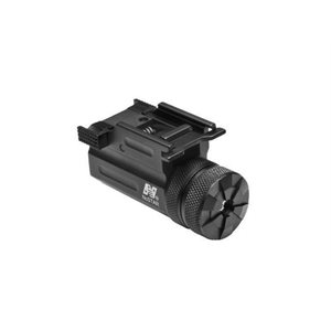 NCSTAR COMPACT GREEN LASER WITH QUICK RELEASE WEAVER MOUNT