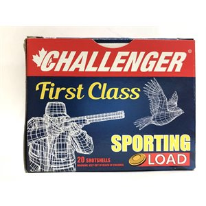 CHALLENGER FIRST CLASS SPORTING LOAD 7.5 7.8OZ 24GR
