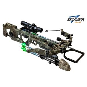 EXCALIBUR SUPPRESSOR 400TD MOBUC WITH TACTICAL SCOPE