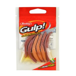 BERKLEY GULP OUTFISHES ALL OTHER BAIT 2'' PINCHED CRAWLER