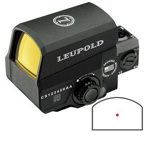 LEUPOLD CARBINE OPTIC RED DOT SIGHT 1-MOA DOT