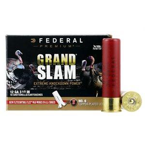 FEDERAL GRAND SLAM 12GA 3 1 / 2INCHES 1200 FPS 6SHOT