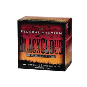 FEDERAL BLACKCLOUD 12GA 1 1 / 2 BBB