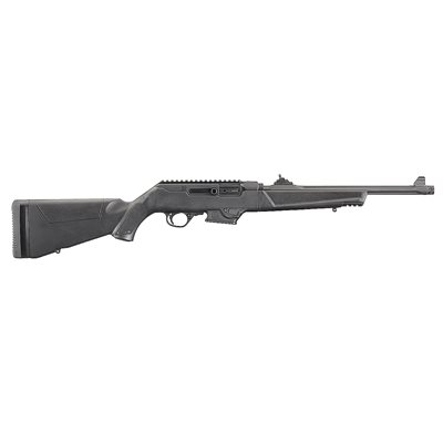 RUGER PC CARBINE 9MM LUGER SEMI-AUTO 18.6''