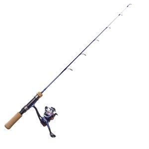 AMUNDSON ICE FISHING COMBO SINKNOCK 34'' HEAVY
