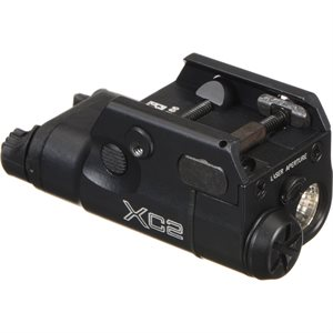 SUREFIRE COMPACT PISTOL LIGHT WITH LASER RED